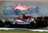 R.Schumacheris paaiškino, kodėl S.Vettelis taip stipriai atsilieka nuo Ch.Leclerco
