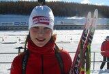 Vokietijos biatlono tragedija – nusižudė perspektyvi 19-metė sportininkė