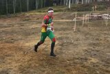Trys lietuviai sėkmingai įveikė pasaulio orientavimosi sporto čempionato sprinto rungties kvalifikaciją