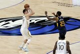 L.Dončičius su kompanija sustabdė NBA lyderių pergalingą seriją