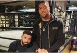 """Prisišnekėjo: A.Joshua tapo dar viena """"Drake'o prakeiksmo"""" auka"""