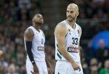 Graikijos lygos žaidėjai nepatenkinti dėl nutraukto čempionato ir reikalaus 80 proc. algos