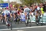 E.Šiškevičius dviračių lenktynėse Prancūzijoje nukrito į 12-ą vietą
