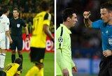 M.Clattenburgas pasidalijo patirtimi: atskleidė, ką reiškia teisėjauti, kai žaidžia C.Ronaldo ir L.Messi