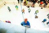 """Į """"LTeam žiemos festivalį"""" sugrįžta ekstremalios alpinizmo varžybos"""