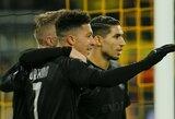 """Vokietijoje – triuškinama """"Borussia"""" pergalė ir skaudi """"Bayern"""" nesėkmė"""