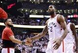 Pamatykite: 50 gražiausių NBA atkrintamųjų epizodų