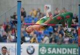 Lietuvos šuolininkas A.Glebauskas sulaukė kvietimo varžytis pasaulio čempionate