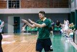 Kontrolinėse rungtynėse – skirtingas jaunimo krepšinio rinktinių pasirodymas