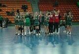 """""""ACME-Žalgirio"""" rankininkės iššvaistė persvarą ir iškrito iš EHF taurės turnyro"""