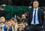 """Š.Jasikevičius """"Žalgiriui"""" diegia tai, ką geriausiai mokėjo krepšininko karjeroje"""