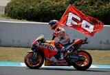 M.Marquezas 10-us metus iš eilės laimėjo kvalifikaciją Vokietijoje, trauma nesutrukdė F.Quartararo užimti antros vietos