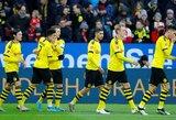 """Vokietijoje – triuškinamos """"Borussia"""" ir """"Bayern"""" ekipų pergalės"""