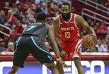 """""""Rockets"""" įsirašė aštuntąją pergalę iš eilės"""