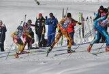 Sėkmingiausią karjeroje pasaulio biatlono čempionatą T.Kaukėnas baigė užimdamas 29 vietą