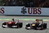 """""""Red Bull"""": """"Svarbiausia buvo pasinaudoti varžovų nesėkmėmis"""""""