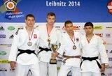R.Nenartavičius – Europos jaunimo dziudo taurės etapo Vokietijoje čempionas