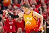 """""""Suns"""" po atliktų mainų su """"Grizzlies"""" ruošiasi atleisti K.Korverį"""