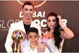 """C.Ronaldo aukščiausiame lygyje ruošiasi žaisti dar ilgiau: """"Juventus"""" planuoja pasiūlyti naują kontraktą"""