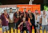 EUSA žaidynėse Lietuvos sportininkai iškovojo 4 medalių komplektus