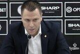 """E.Stankevičius: """"Mano nuostata tokia, kad licencijavimo įrankis klubams padėtų, o ne juos baustų"""""""