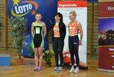 Vroclavo ergometrų čempionate – D.Vištartaitės pergalė ir L.Šaltytės bei S.Ritter medaliai