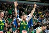 Stabdoma prekyba bilietais į olimpinės atrankos krepšinio turnyrą