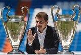 Žiauri kardiologo išvada: I.Casillas gyvens, bet futbolo nebežais