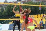 Paplūdimio tinklininkai Vilniuje kausis dėl EEVZA čempionų vardų