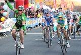 Klasikinėse dviračių lenktynėse Belgijoje E.Juodvalkis finišavo 22-as