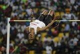 """""""Deimantinės lygos"""" etape Dohoje – įspūdingi lengvosios atletikos žvaigždžių rezultatai"""