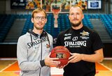M.Mažeika palieka Estiją ir keliasi rungtyniauti į kitą komandą