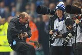 """Pamatykite: """"Manchester City"""" rungtynes pagyvino aikštėje nusprendusi pabėgioti voverė"""