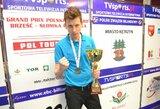 Į Lietuvos pulo istoriją įsirašęs P.Labutis nugalėjo pasaulio žaidynių čempioną ir nukeliavo iki pusfinalio