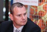 M.Špokas – naujasis Lietuvos plaukimo federacijos generalinis sekretorius