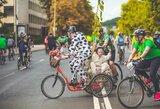 Savaitgalį stilingiausi dviratininkai surems jėgas