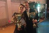 Šokėjai A.Kovalevas ir V.Samuolytė tapo Europos čempionato finalininkais