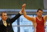 A.Kazakevičius ir M.Knystautas graikų-romėnų imtynių turnyre Danijoje iškovojo bronzos medalius