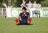 """Smūgis žemiau juostos: finansinių sunkumų kamuojamas """"Stumbras"""" neteko UEFA licencijos"""