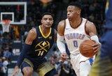 Nubaustas R.Westbrookui kelią pastojęs NBA gerbėjas
