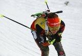 L.Dahlmeier apgynė pasaulio biatlono čempionės titulą
