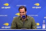 """Dvi operacijas ištvėręs R.Federeris: """"Šiuo laikotarpiu galėjau baigti karjerą"""""""