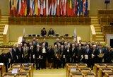 Iškilmingas LTOK 25-mečio minėjimas Seime