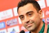 """Šaltiniai: Xavi pakeis Q.Setieną prie """"Barcelona"""" vairo"""
