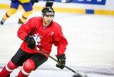 D.Zubrus sutiko padėti Lietuvos rinktinei istoriniame pasaulio čempionate, papildytas kandidatų sąrašas