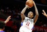 """Dominavęs B.Griffino ir J.Crawfordo duetas sugrąžino """"Clippers"""" į pergalių kelią"""