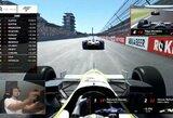Autosporto legendų lenktynėse – dramatiška J.Buttono bei F.Alonso dvikova ir 80-mečio M.Andretti pasirodymas