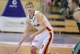 """""""Palanga"""" draugiškose rungtynėse įveikė Latvijos universiteto komandą"""