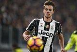 """""""Chelsea"""" susitiko su """"Juventus"""" dėl galimo D.Rugani perėjimo"""
