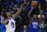 """""""Clippers"""" lyderiu tapęs L.Williamsas nori žaisti """"Visų žvaigždžių"""" rungtynėse"""
